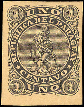 Paraguay Nr. 11 FPU (*) (1250200851)