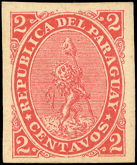 Paraguay Nr. 12 FPU (*) (1250200848)