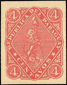 Paraguay Nr. 13 FPU (*) (1250200850)