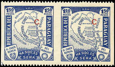 Paraguay Nr. 407 Us ** (1250200291)