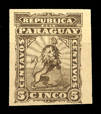 Paraguay Nr. 7 FPU (*) (1250200822)