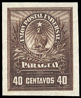 Paraguay Nr. Probe (*) (1250200224)