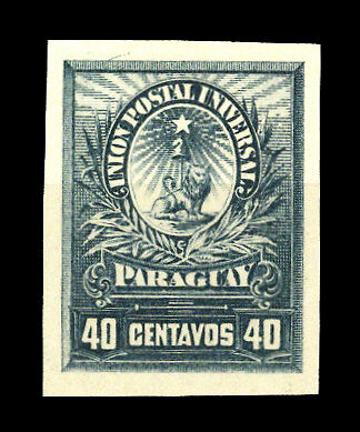 Paraguay Nr. Probe (*) (1250200238)
