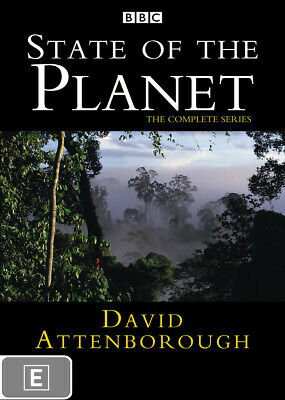 David Attenborough: State of the Planet  DVD R4