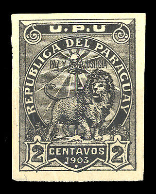 Paraguay Nr. 72 S (*) (1250200991)