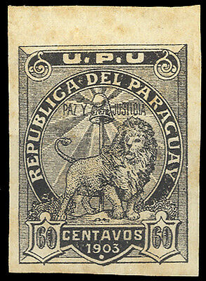 Paraguay Nr. 77 S (*) (1250201000)