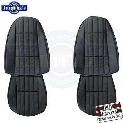 1979 Firebird Front & Rear Seat Covers Upholstery Standard Interior PUI New
