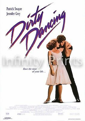 Dirty Dancing Movie Film Poster A A2 A3 A4