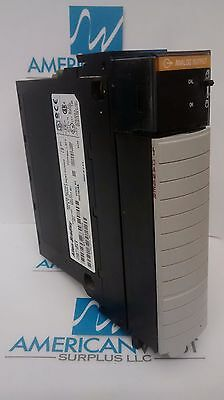 Allen-Bradley 1756-OF4 Ser. A Analog Output 10V & 4-20 mA 4 Pt Out w/ TBNH cover