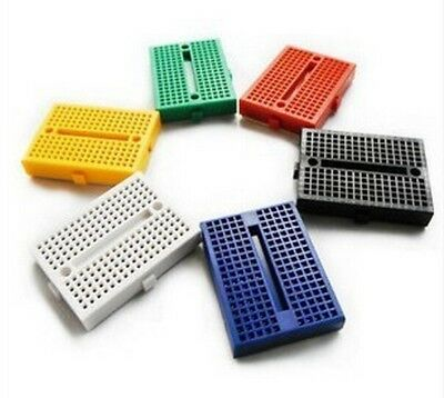 Solderless Prototype Breadboard SYB-170 170 Tie-points for Arduino(Random color)