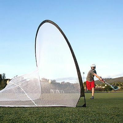 Baseball Training Net Aid Batting Cage Pitching Lacrosse Soccer Goal Portable