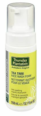 Thursday Plantation Tea tree Face Wash Foam - Tea Tree 150ml