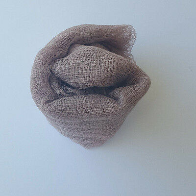 """Taupe Cheesecloth Photography Prop Grade 10 36""""x36"""""""