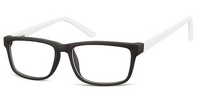 Mens Designer Glasses Frames (With Anti Scratch Coated Clear Fashion Lenses)
