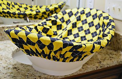 Cozy Non Slip Baby Bath Tub Cover, Baby Bathtub Cushion, Newborn Bath Seat