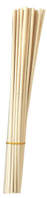 "Reed Fragrance Oil Diffuser Replacement Rattan Sticks 8""/20cm   30 pcs"