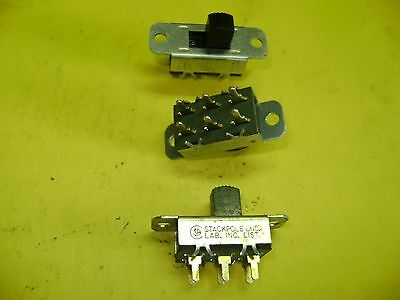 Stackpole Slide Switch Dr46