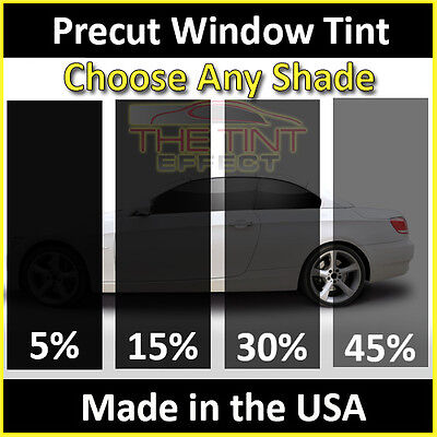 Replacement Precut Window Tint Pieces (Single Pieces or Full Car) 3M Window Film