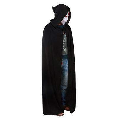 Cool Star Wars Jedi Adult Child Cape Cloak Hooded Cosplay Costume Halloween Gift