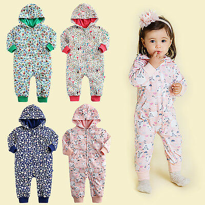 "Vaenait baby Infant Clothes Kids Girls Outfits Playsuit Grow ""Girlish Set"" 6-24M"