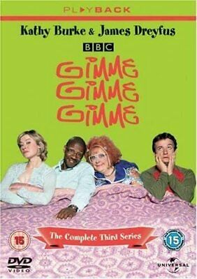 GIMME GIMME GIMME COMPLETE SERIES 3 DVD Brand New and Sealed UK 3rd Season