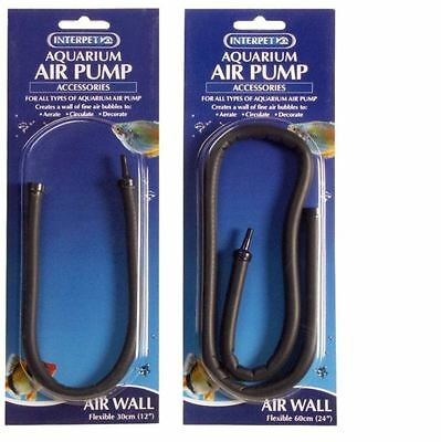 Interpet Air Wall Flexible Air Curtain - Aquarium Air Pump Bubbles Aerate Oxygen