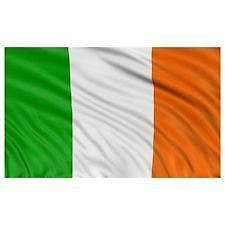 Ireland Irish Flag 3ft x 2ft / 90cm x 60cm  100% Polyester + Eyelets