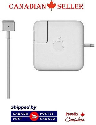 "Genuine Apple 60W Magsafe 2 MacBook Pro 13"" A1435 A1465 A1436 Adapter Charger"