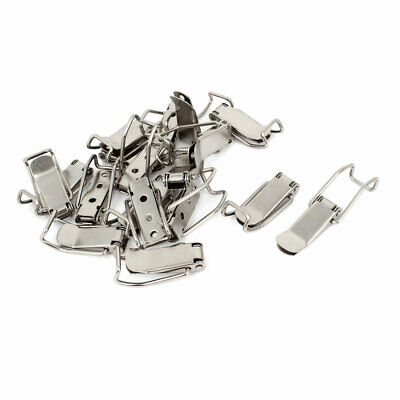 "Toolbox Suitcase Chest Lid 3"" Length Spring Loaded Toggle Latch 18pcs"