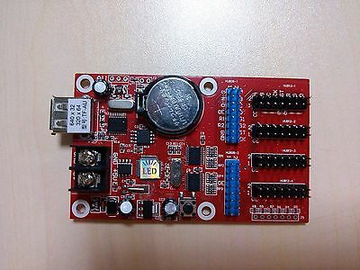 High Quality Easy Program LED Control Card For Scrolling Led Display(TF-A6U )