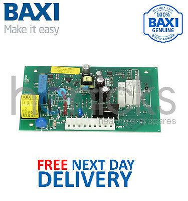 Baxi 100 HE, Barcelona Ignition PCB 241838 242464 Genuine Part   Free Del *NEW*