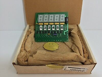 New! Suns Engineering Monitor Remote Display Module 811042