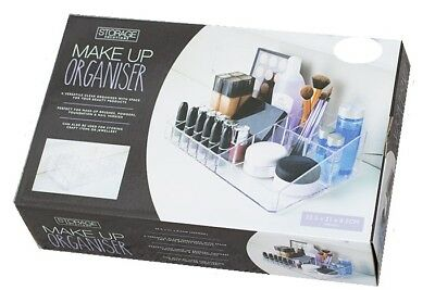 New Clear Make-Up Organiser Beauty Storage