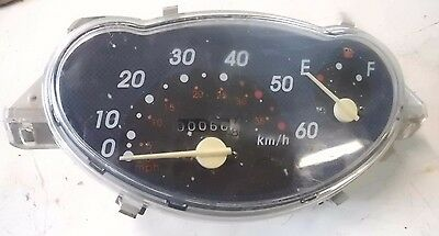 Chinese scooter speedometer/fuel guage