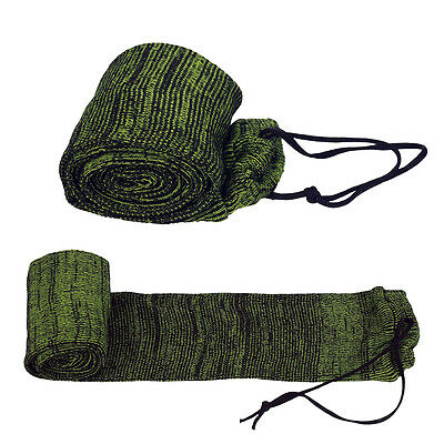 Tourbon Shotgun/Rifle Sock Gun Sleeves Slip Hunting Molle Bag Sack Shooting 53""