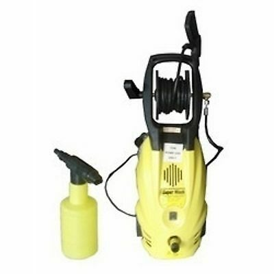 Heavy duty Portable Domestic Car washer 1300psi 100 - 120V/60Hz with strolly