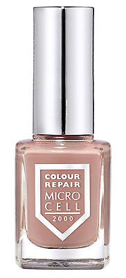 Micro-Cell 2000 Colour Repair Nagellack  SANDY BEACH 11 ml mit 6-FACH WIRKUNG