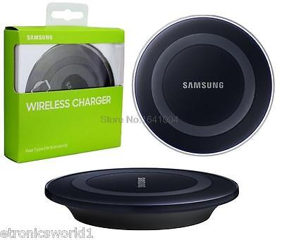 Genuine Samsung Wireless Qi Charging Charger Pad QI STANDARD for Galaxy S6 edge0