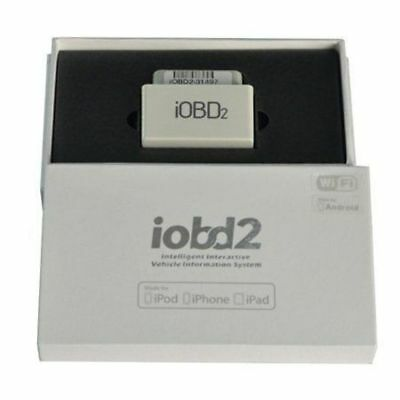 BMW IOBD2 OBD2 Bluetooth Scan Tool Car Code Reader For iOS iPhone & iPad