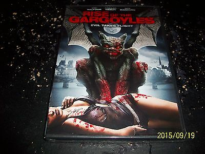 Syfy Channel: Rise Of The Gargoyles!! Brand New & Factory Sealed!!