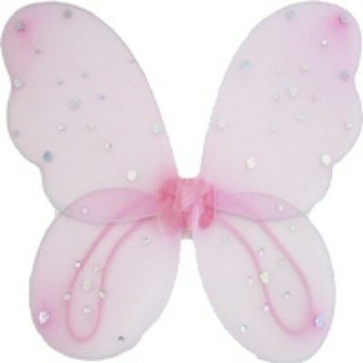 Angel fairy Sequin butterfly wings *SUPER CHEAP* Girls baby toddler dress party