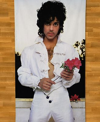 Prince Towel NEW Breakfast Can Wait When Doves Cry 7 Little Red Corvette