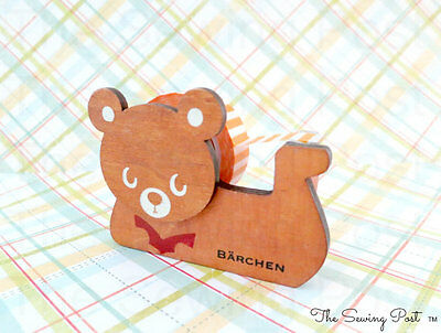 Brown Bear Tape/Washi Tape Dispenser Brand New!!!!!!!!!!!