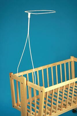 Drape / Canopy Holder / Rod Fits Mosses / Basket Cradle, Crib Frame