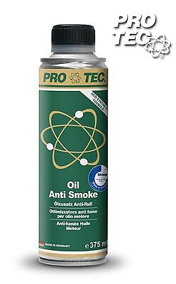 PRO-TEC GERMANY Engine Oil Anti Smoke Reduces Exhaust Smoke Soot PROTEC P2111
