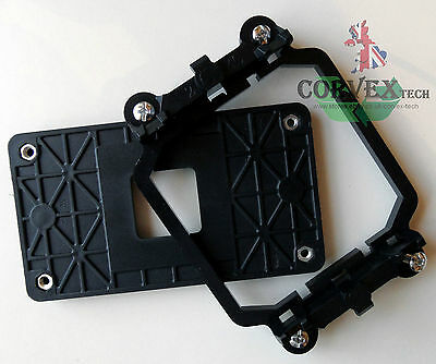 Cooling Retention Bracket for AMD CPU: Socket AM3, AM3+, AM2, AM2+, 940