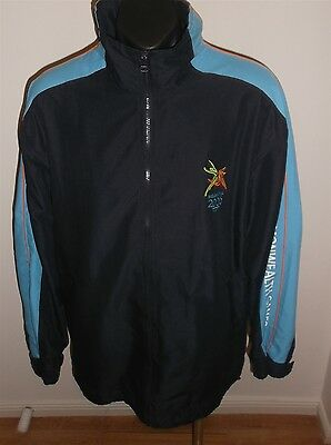 Commonwealth Games Melbourne 2006 Men's Zip Up Jacket Size Large