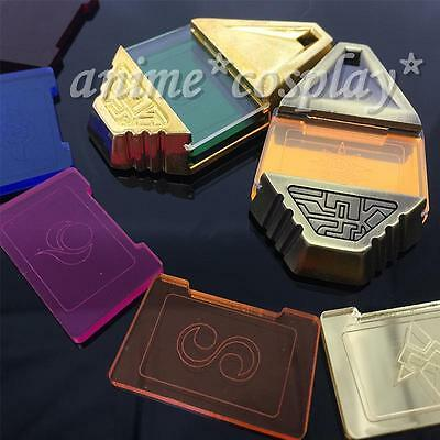 Digimon Tag and Crests BOX ver.3 The Gold Version - cosplay digivice