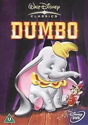 DUMBO DVD Walt Disney Original Animated Cartoon Brand New and Sealed UK Release