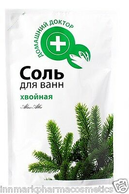 23392 Bath SALT Coniferous Needles 500g Home Doctor